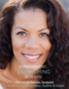 Christina Renee Joubert Speaker One-Shee
