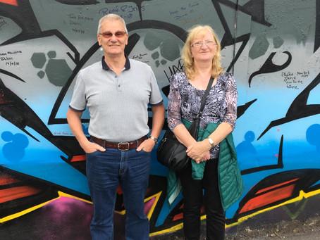 Belfast Peace Wall & Murals Tour