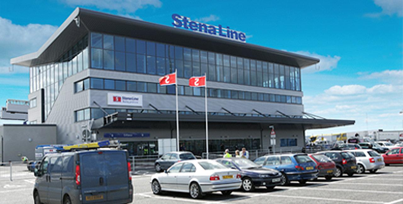 Stenaline Ferry Transfer