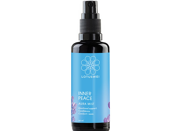 INNER PEACE Aura Mist with Essential Oils