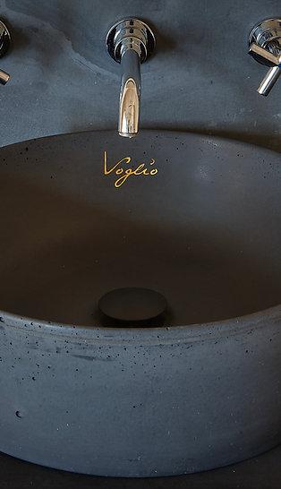 Umywalka z betonu model V_0
