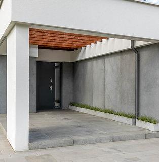 Płyty betonowe elewacyjne 4-11-18 mm beton architektoniczny