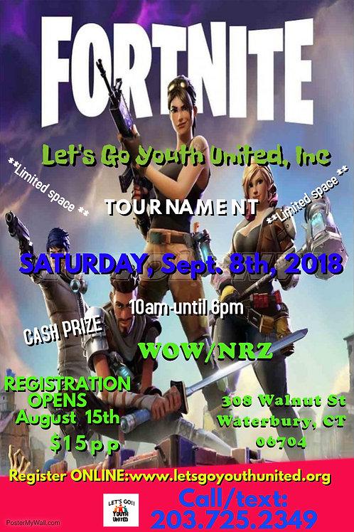 Fortnight Battle Royale :Entry fee