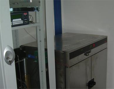pressure temperature calibration system