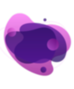Purple vector shape for price tag
