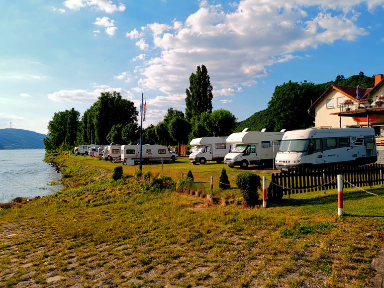 Camping Am Rhein Baden-Württemberg