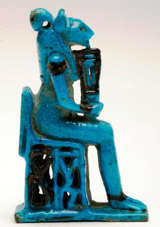 Goddess Bastet statuette