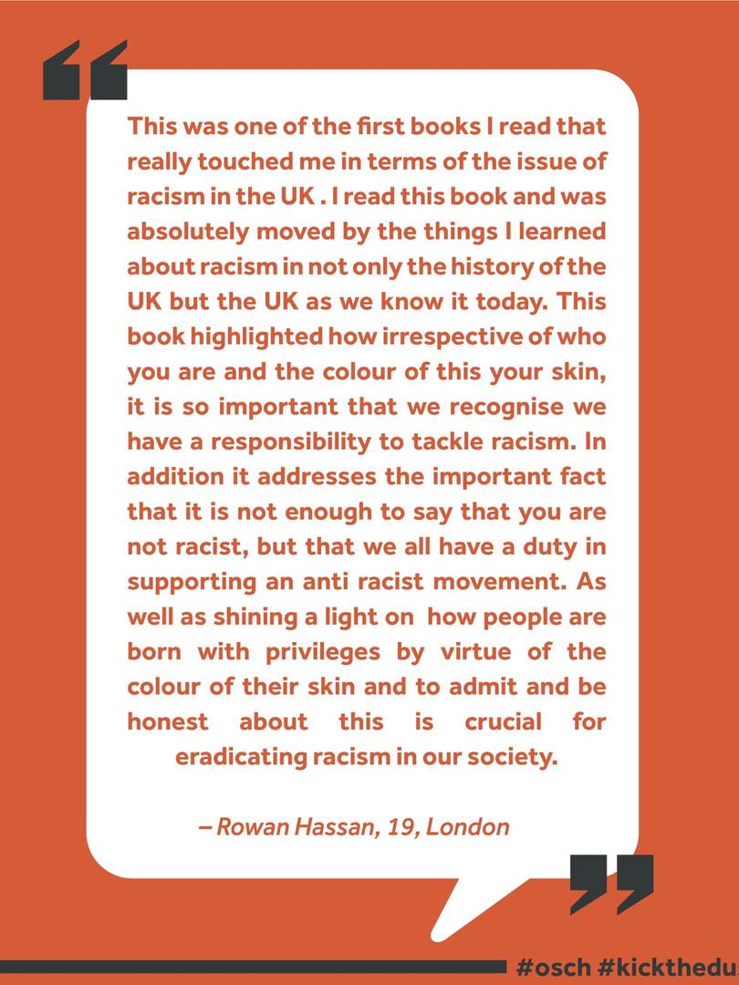 Rowan's Review