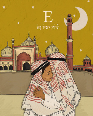 E is for Eid