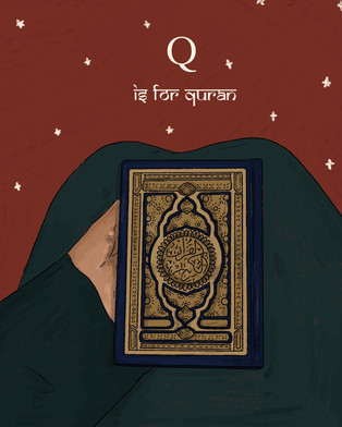 Q is for Quran