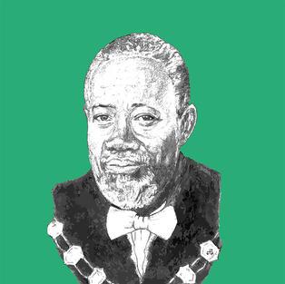 Cllr Whit Stennett MBE. 1935 - Lord Mayor of Trafford 2003 - 2004