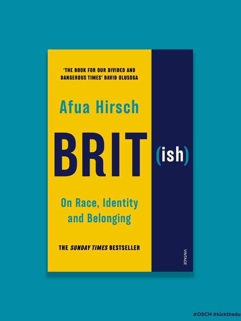 Afua Hirsch Brit (ish)