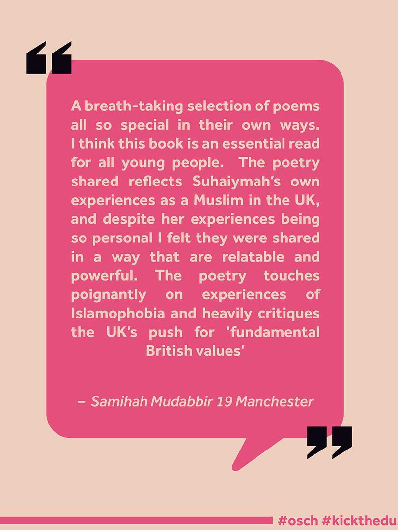 Samiaha's Review