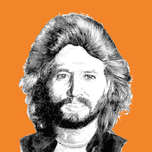Sir Barry Gibb CBE, 1946 - Musician, singer-songwriter of the Bee Gees