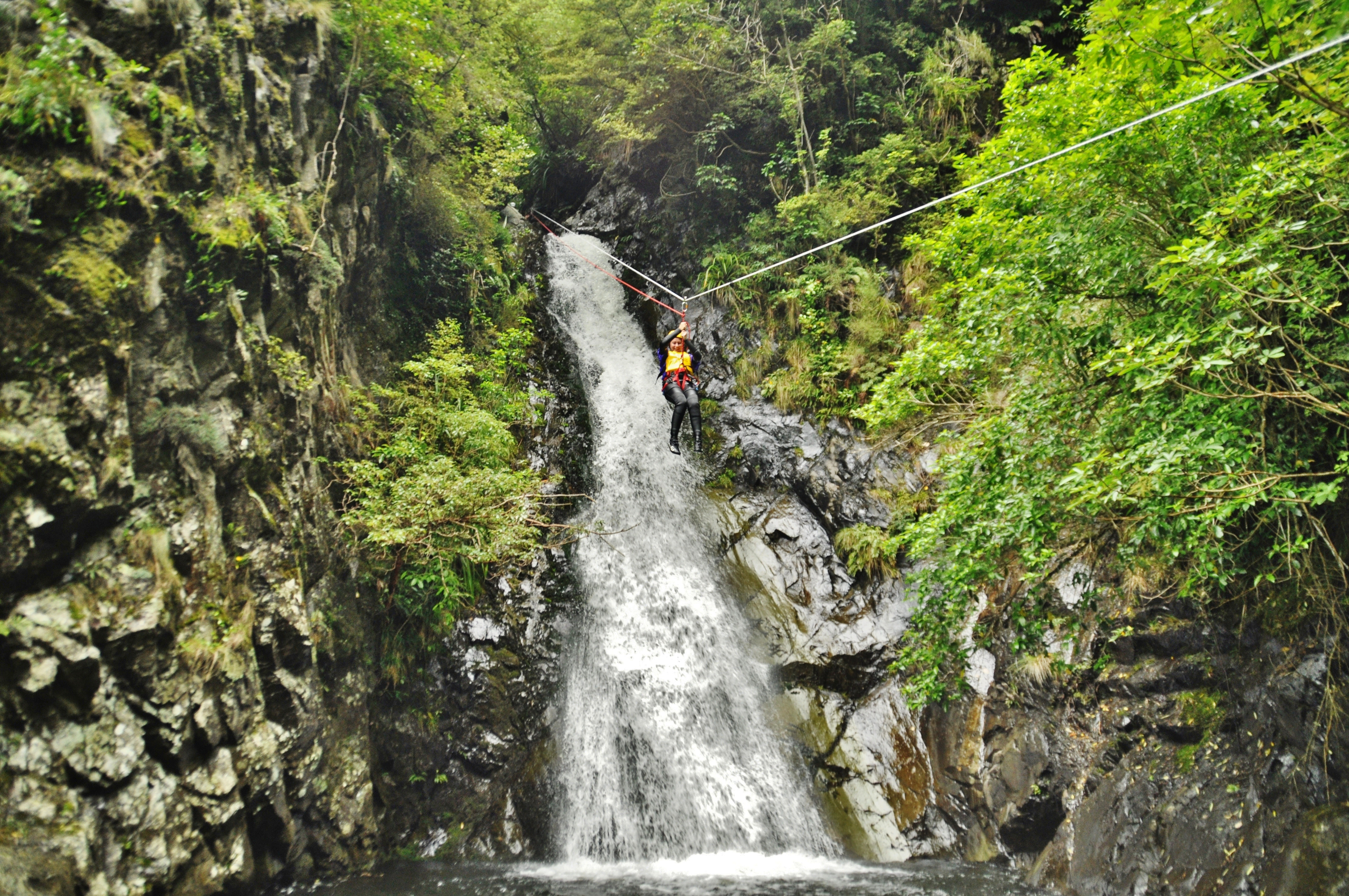 Canyoning Geraldine - With Pick Up