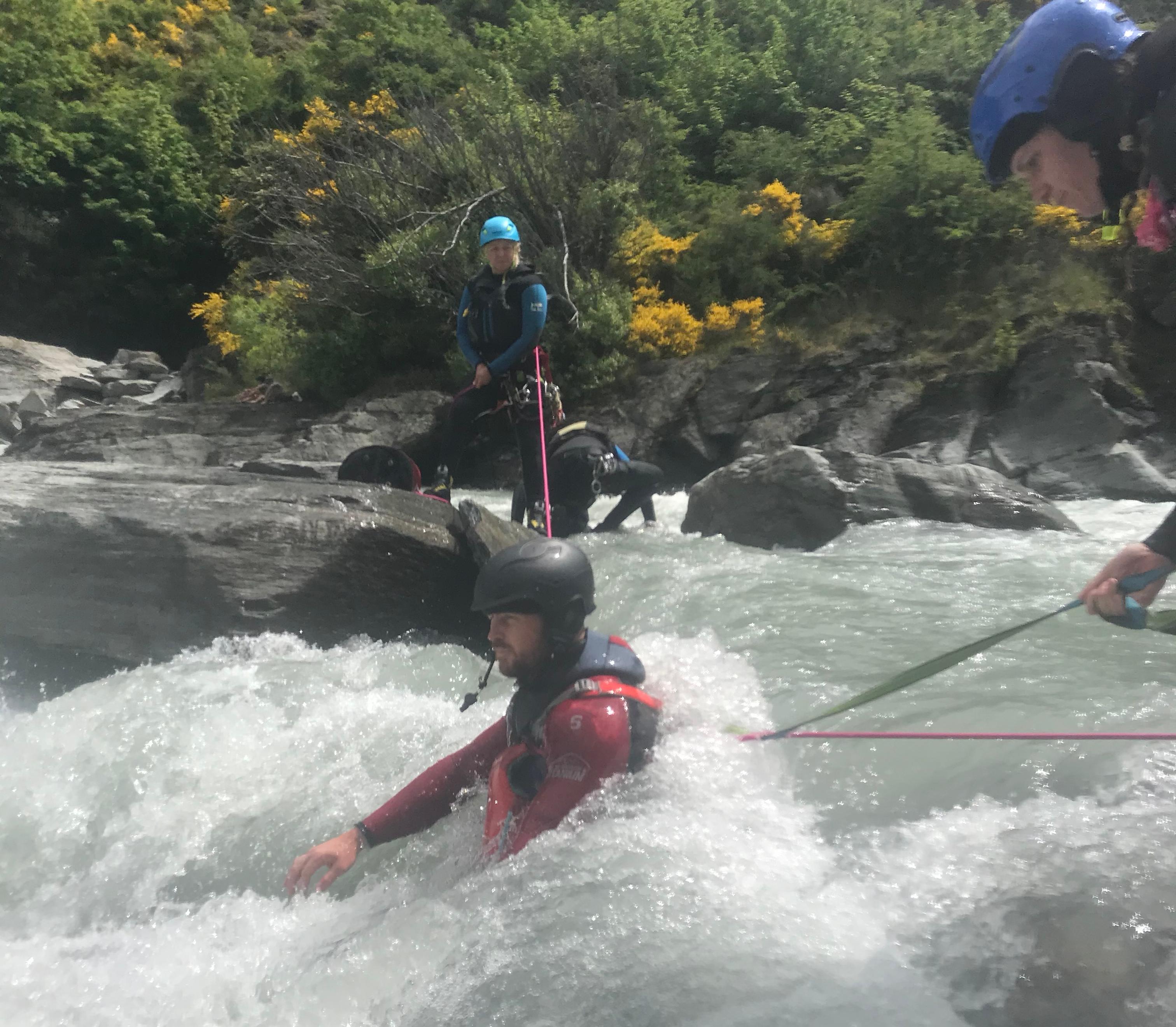 CWWC River Rescue 2020