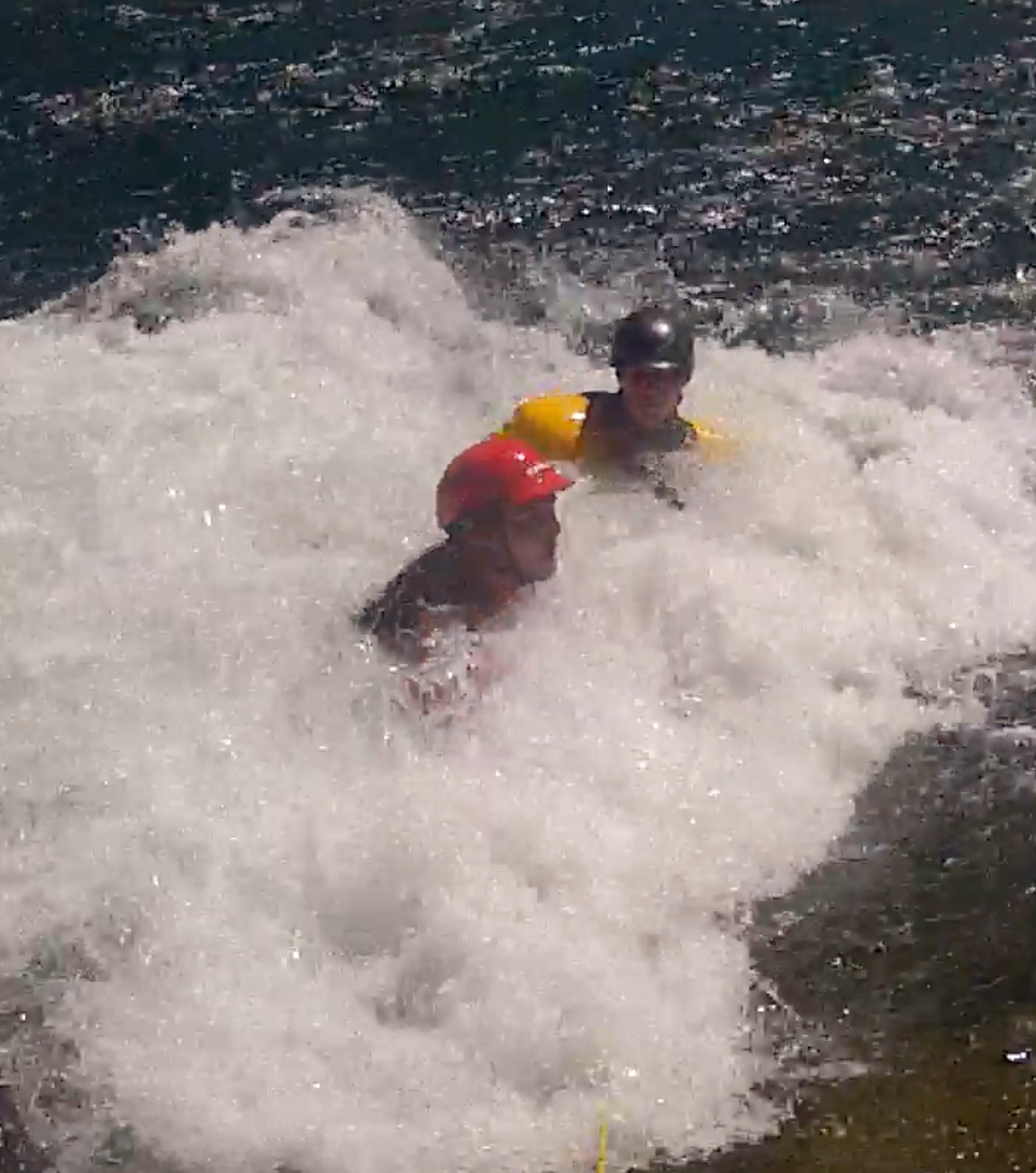 River Rescue for Canyons