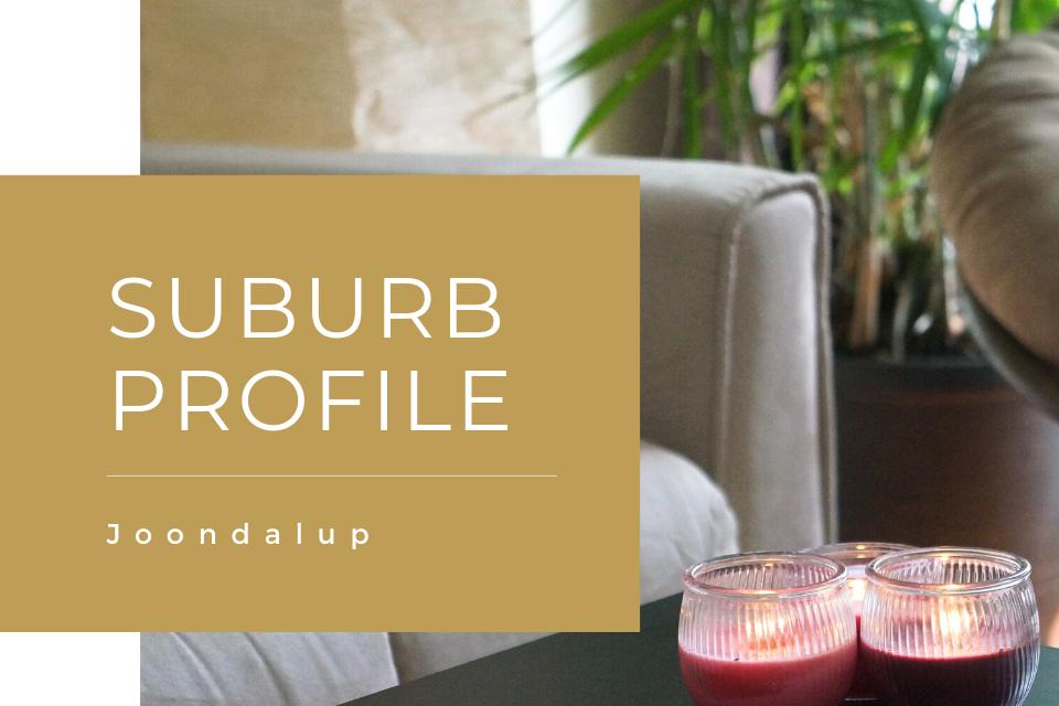 Suburb Profile Joondalup
