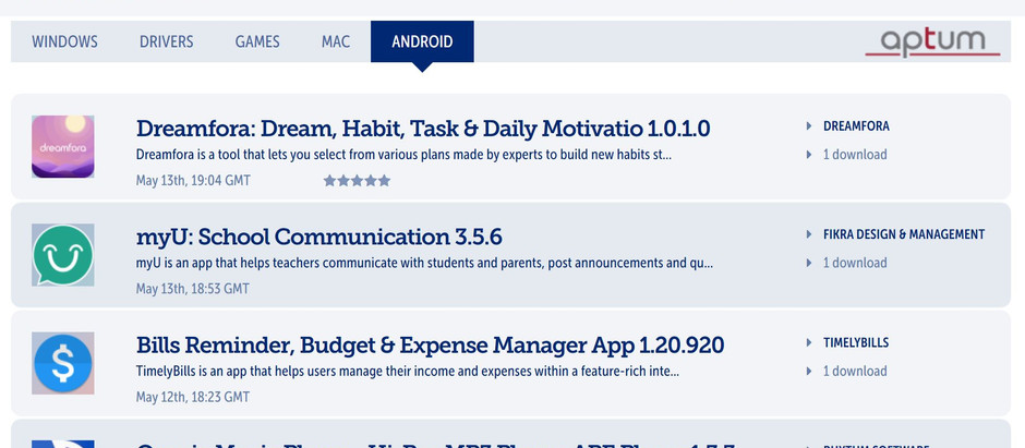 """Dreamfora lets you select from various plans made by experts to build new habits"" by Softpedia"