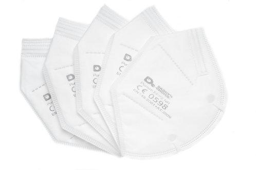 Pack of 5 I FFP 2 - Masks