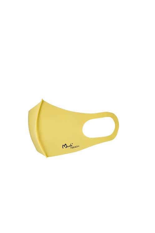 """Kids 7+ Fashionmaske """"yellow"""""""