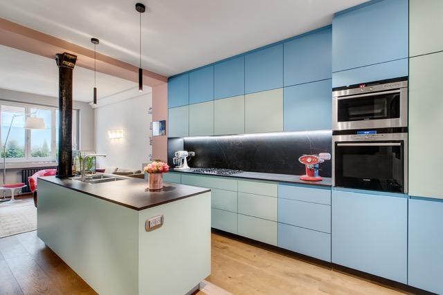 Farbgestaltung mit Le Corbusier