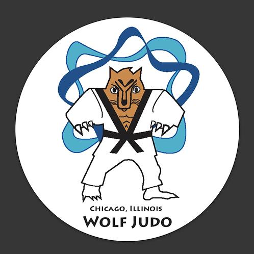 Magnet - Wolf Judo