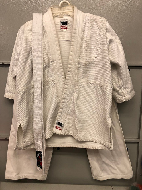Used Gi - belt not included