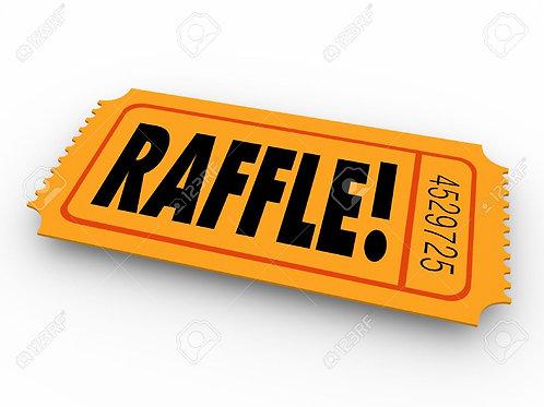 Raffle Ticket - 2020 Wolf Tournament