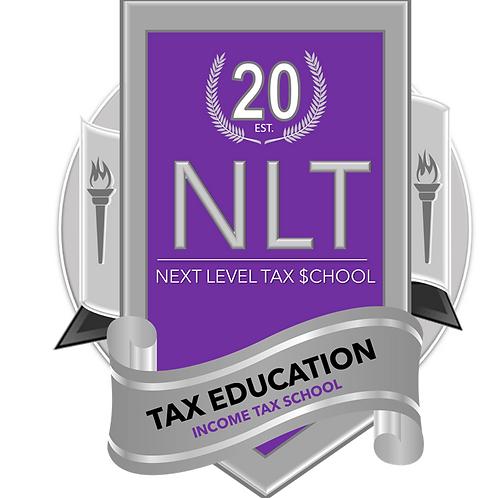 Tax Preparation Class