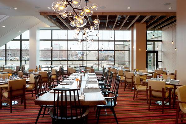 Maket Table Restaurant