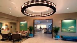 Double Tree by Hilton Hotel Lobby