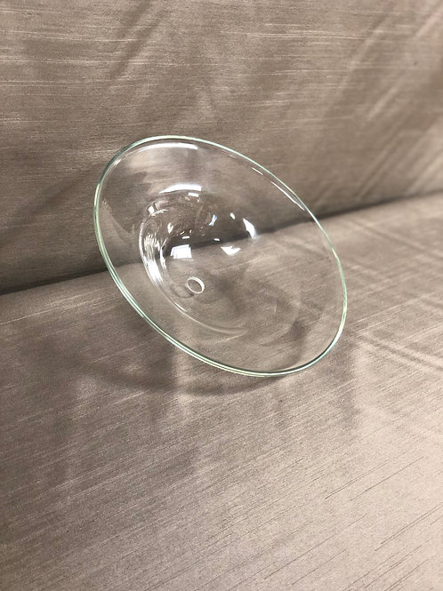Shallow Clear Bowl