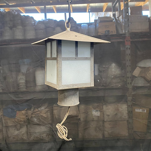 Small Post Mount Lantern