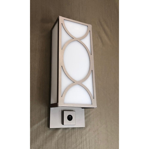 Laser Cut Wall Sconce