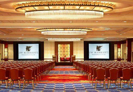 JW Marriott Grand Ballroom