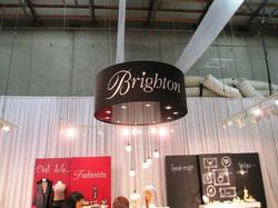 Brighton Brand Trade Show Shade