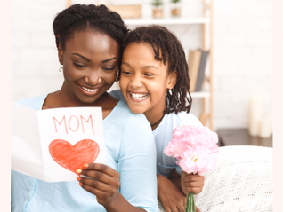 WHAT MOM'S REALLY WANT FOR MOTHER'S DAY