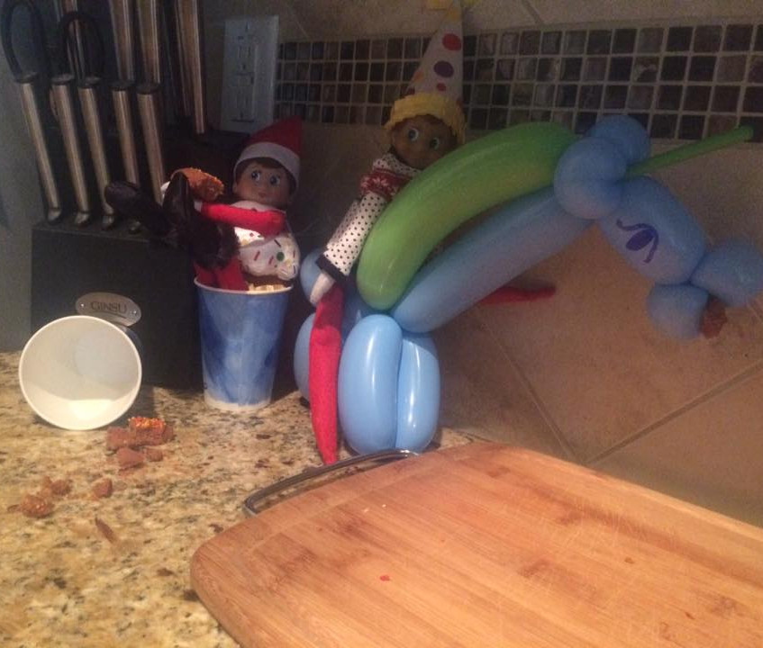 Cookies and Balloon Animals