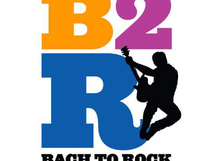Bach to Rock Rocks it as our Featured Sponsor for November
