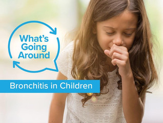 Bronchitis in Children