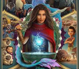 Raya and the Last Dragon Activity Sheets & Trailer