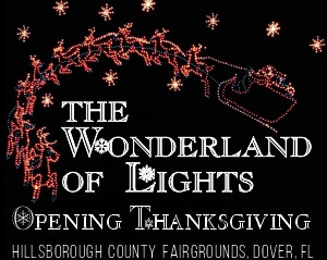 THE WONDERLAND OF LIGHTS & SANTA'S VILLAGEPARTNERS WITH NON-PROFITS TO HELP SPREADHOLIDAY CHEER
