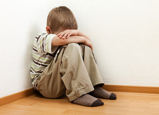 What Domestic Violence Really Teaches Children