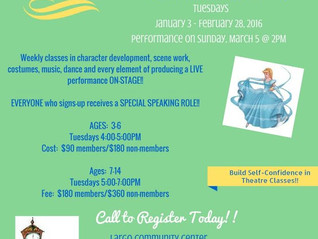 City of Largo Theater Class