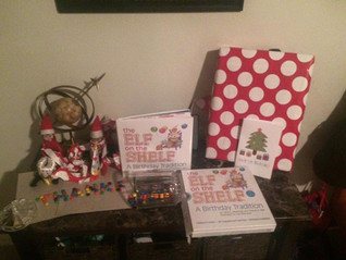 Elf on the Shelf my A$$! (& Giveaway!)