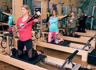 Why every caregiver needs a weekly Reformer Pilates routine.
