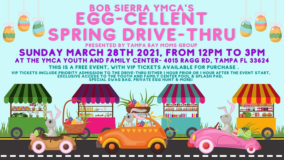 Eggcellent Drivethru Facebook event cove