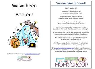 Get Boo-ed!