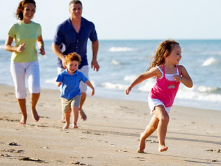 Six Ways for a Fun Filled Family Summer